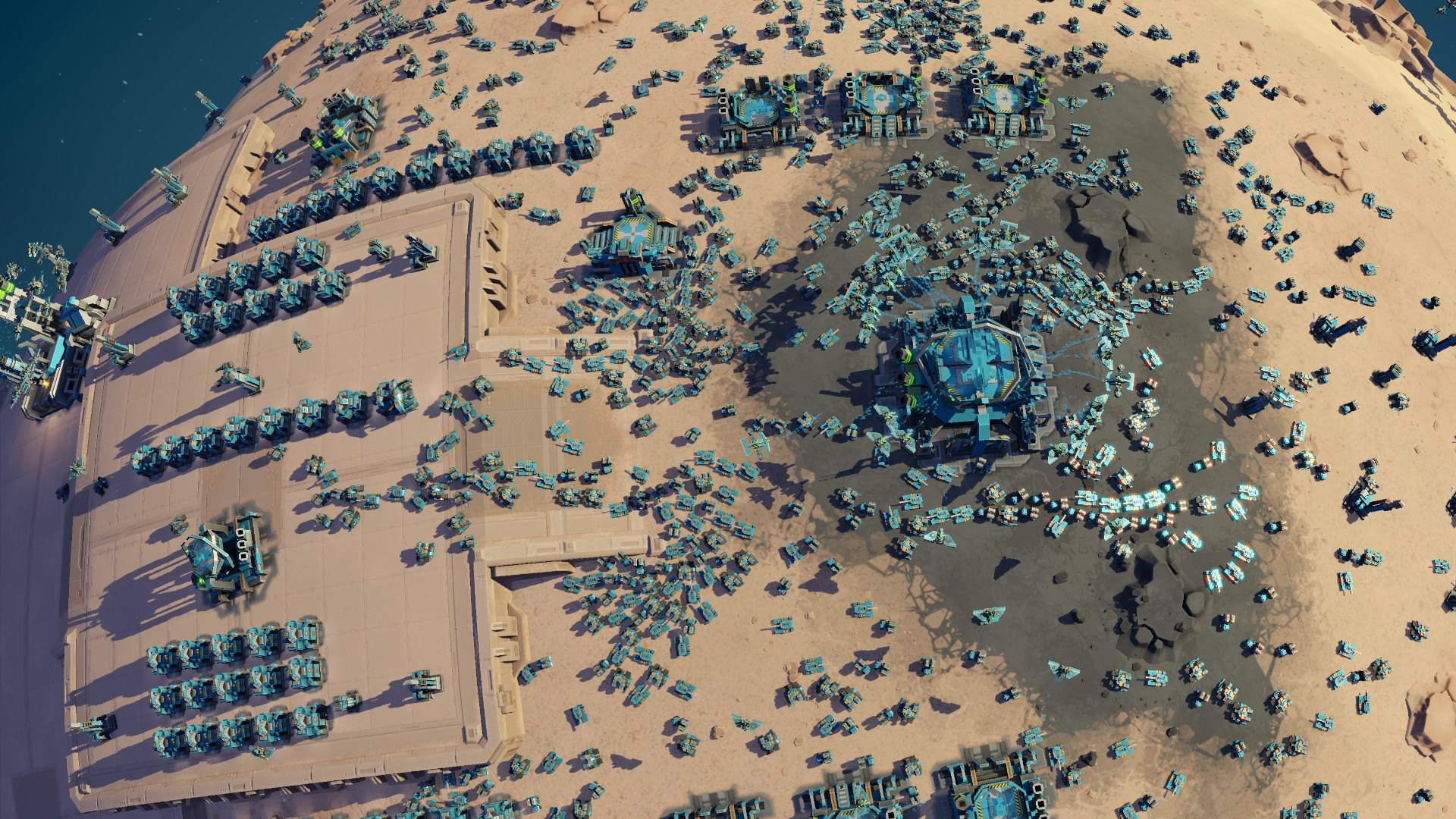 Planetary Annihilation: TITANS Screenshot 2