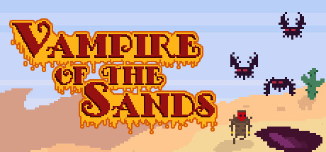 Vampire of the Sands on Steam