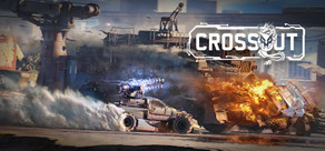 Crossout cover art