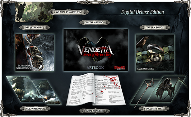 , Vendetta – Curse of Raven's Cry (Deluxe Edition), P2Gamer