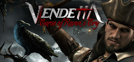 Vendetta - Curse of Raven's Cry cover art