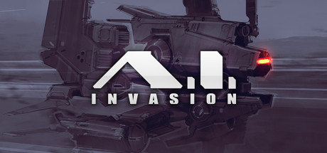 A.I. Invasion on Steam
