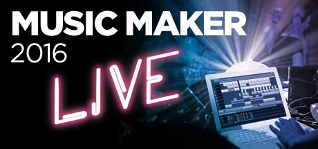 MAGIX Music Maker 2016 Live on Steam