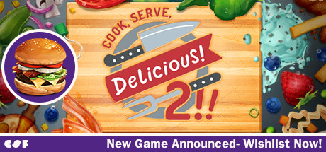 Cook, Serve, Delicious! 2!! cover art