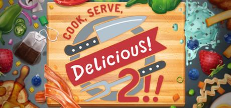 Cook, Serve, Delicious! 2!! cover image