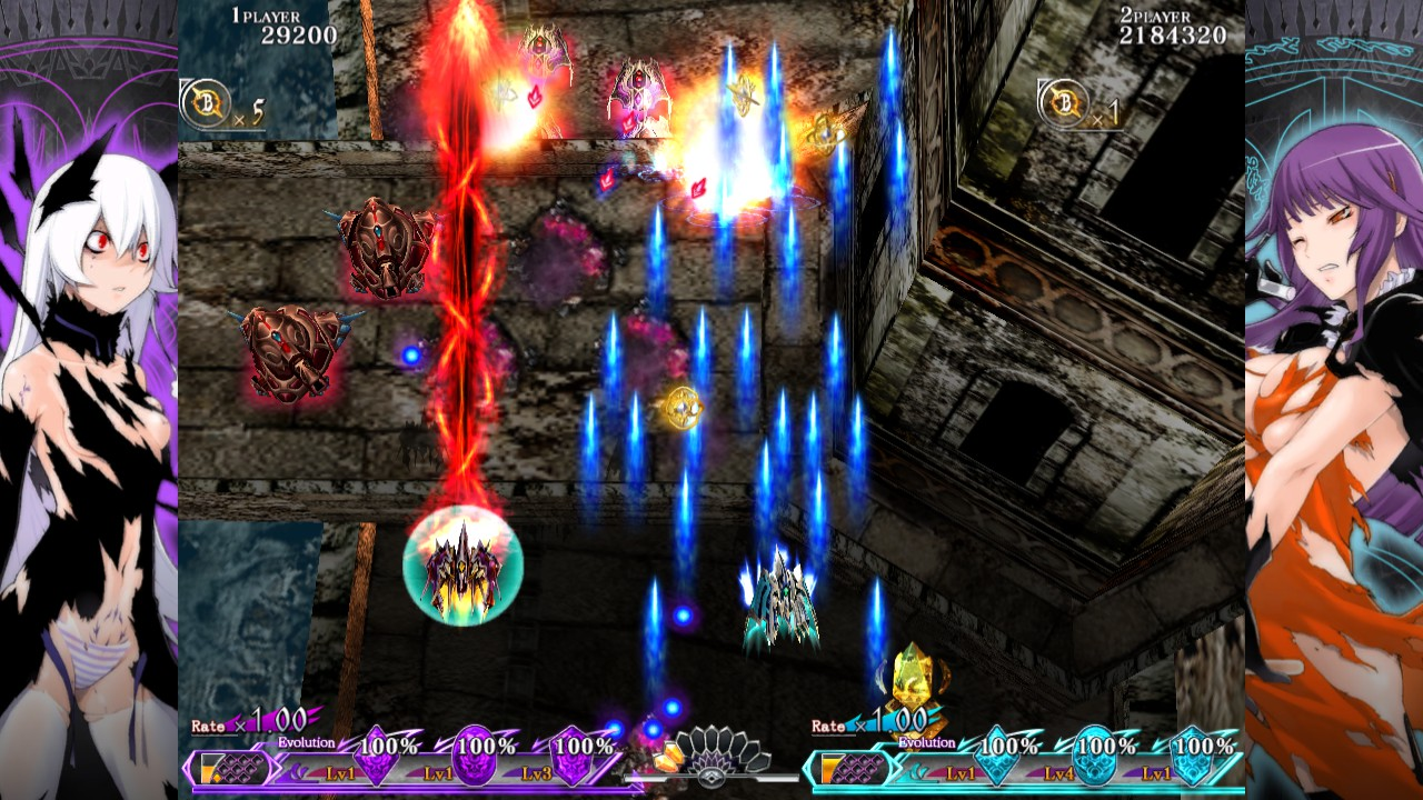 Caladrius Blaze Screenshot 2