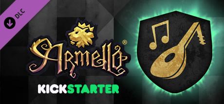 Kickstarter Backer Listener on Steam