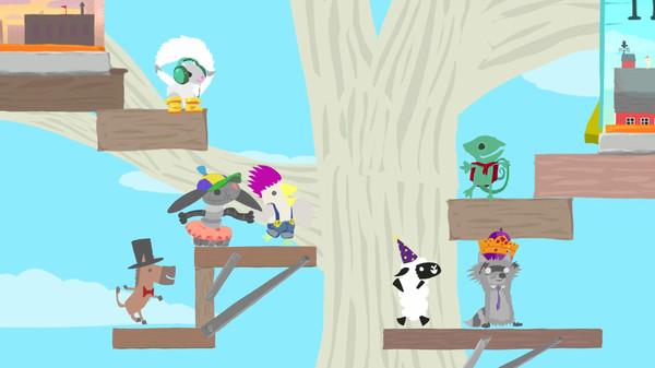 скриншот Ultimate Chicken Horse 3
