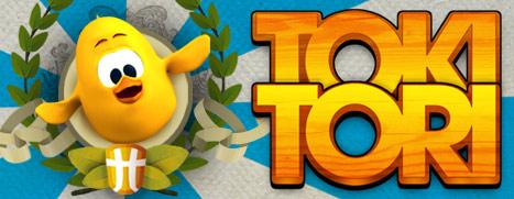 Toki Tori - 小鸡快跑