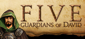 FIVE: Guardians of David cover art