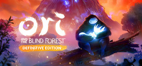 Ori and the Blind Forest: Definitive Edition cover art