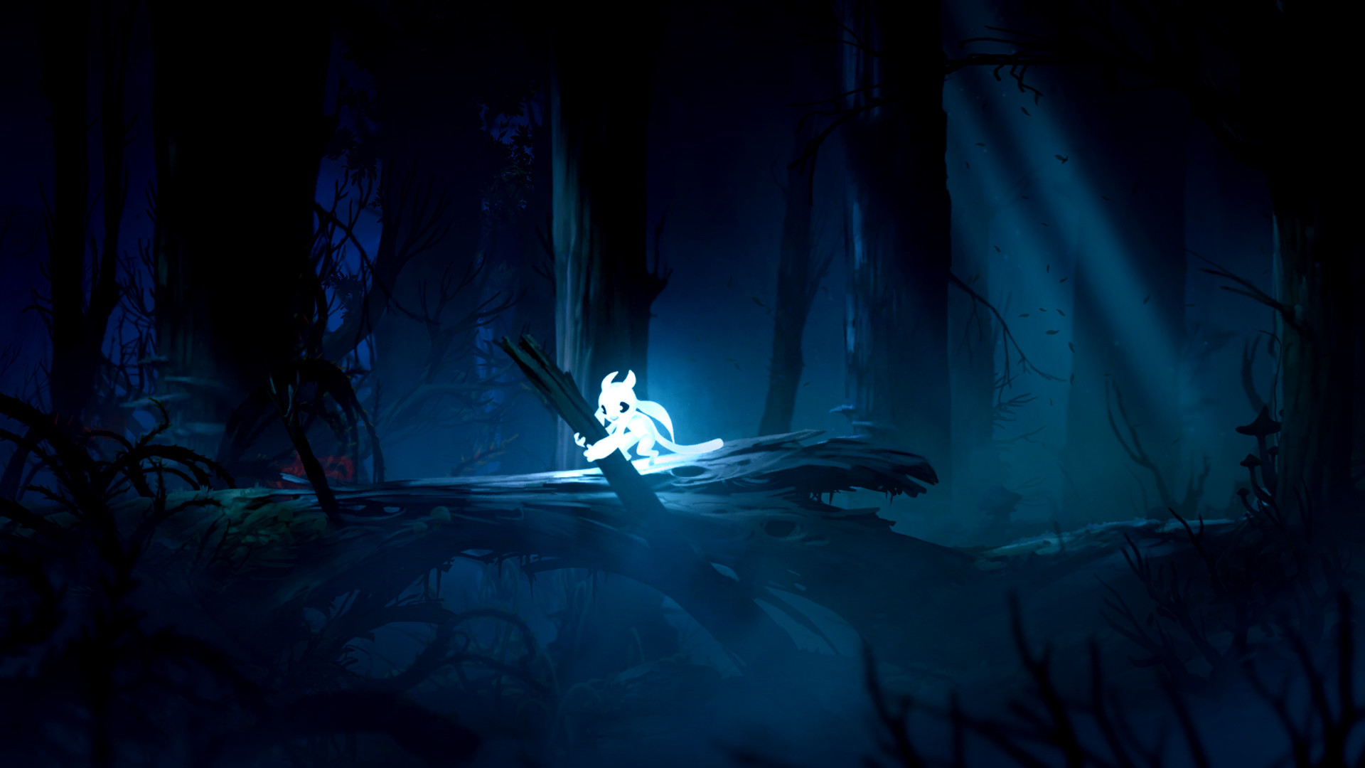 Ori and the Blind Forest: Definitive Edition screenshot 1