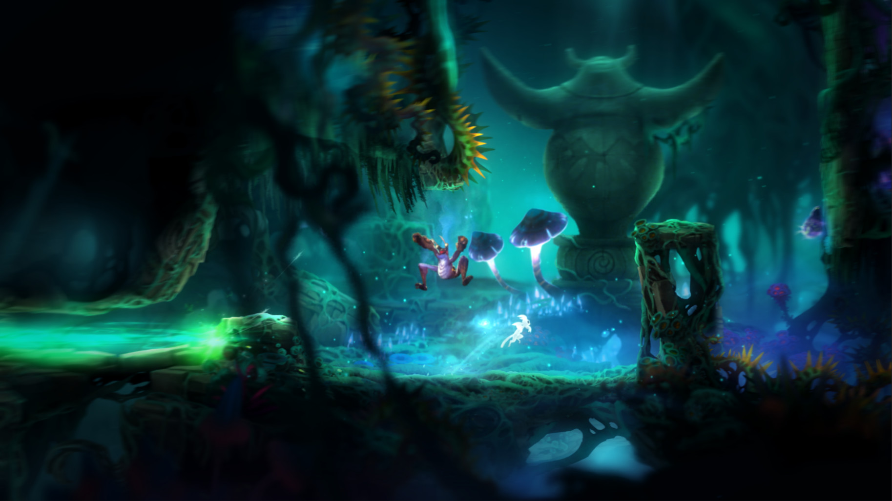 Ori and the Blind Forest: Definitive Edition Free PC Download