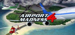 Airport Madness 4 cover art