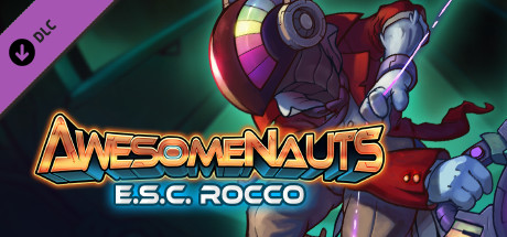 Awesomenauts - Electronic Supersonic Cybertronic Rocco Skin on Steam