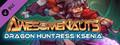 Awesomenauts - Dragon Huntress Ksenia Skin-dlc