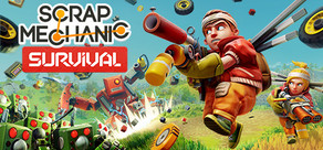 Scrap Mechanic cover art