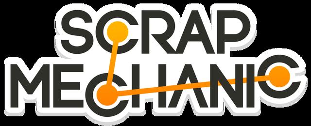 Scrap Mechanic logo