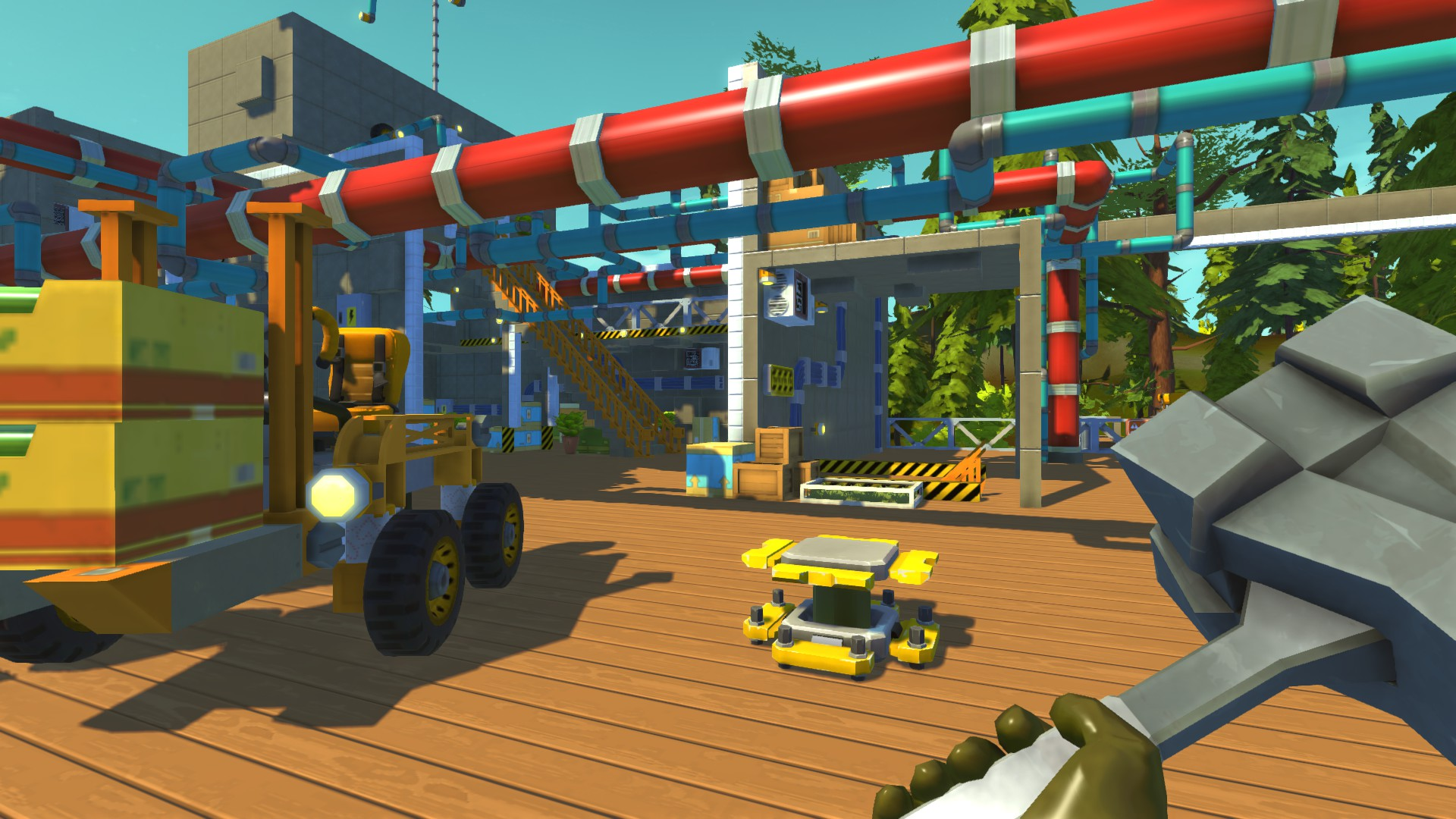 scrap mechanic mods download