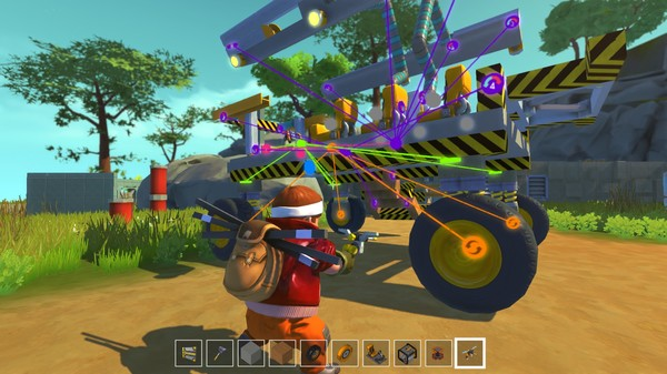 Download Scrap Mechanic Torrent