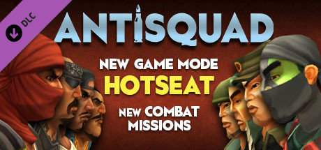 Antisquad - HOTSEAT on Steam