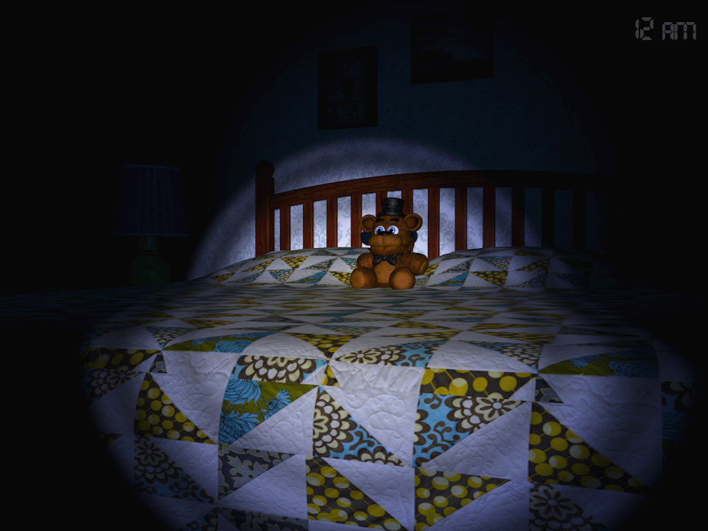 five nights at freddys 4 on steam