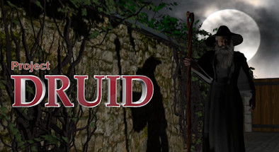 Project Druid - 2D Labyrinth Explorer- Steam Game