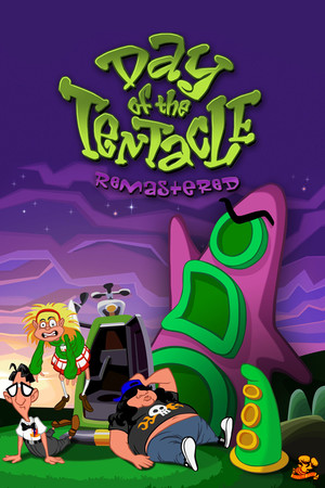 Day of the Tentacle Remastered poster image on Steam Backlog