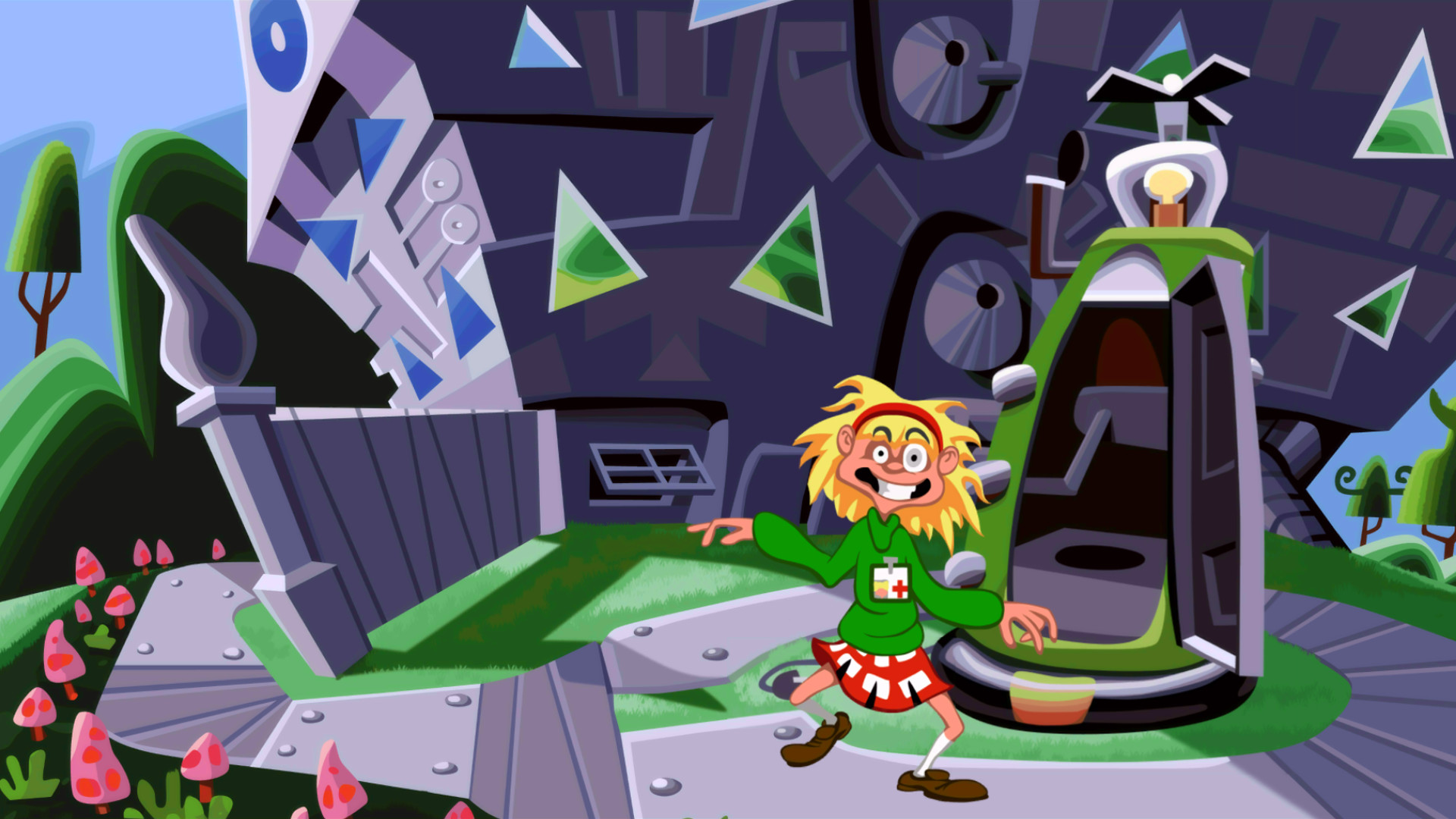 Day of the Tentacle Remastered Free PC Download