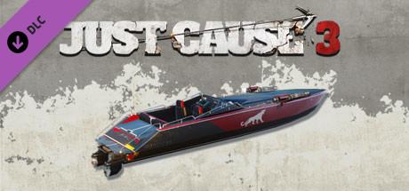 Just Cause™ 3 - Mini-Gun Racing Boat