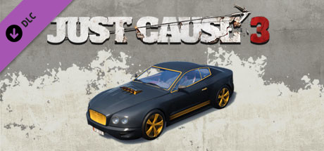 Just Cause™ 3 - Rocket Launcher Sports Car