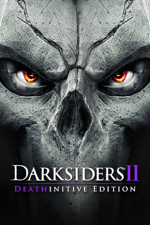 Darksiders II Deathinitive Edition poster image on Steam Backlog