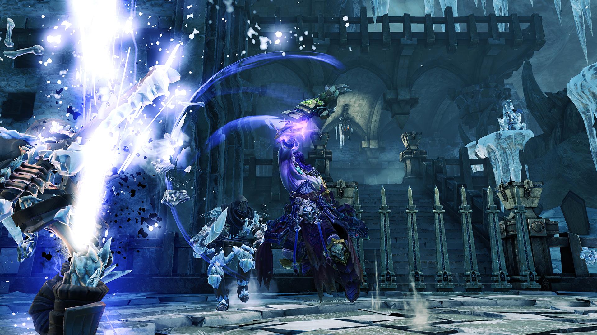Darksiders II: Deathinitive Edition screenshot 3