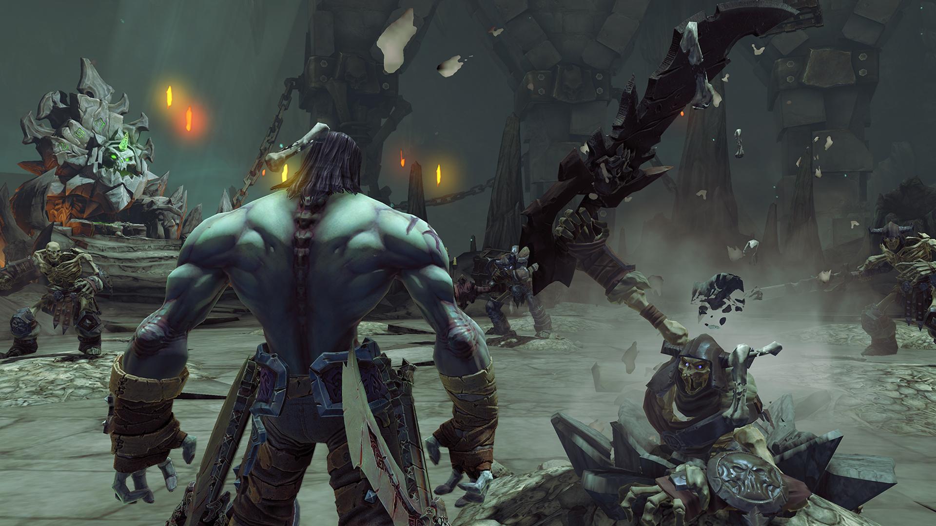 Darksiders II: Deathinitive Edition screenshot 2