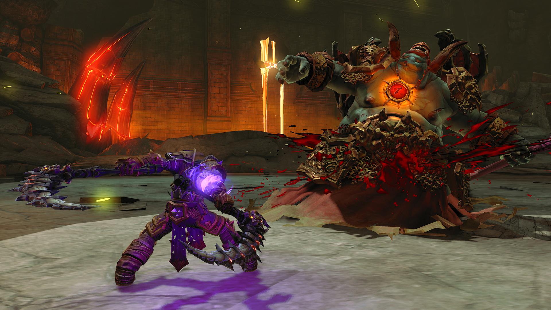 Darksiders II: Deathinitive Edition screenshot 1