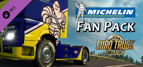 Save 50 On Euro Truck Simulator 2 Michelin Fan Pack On Steam
