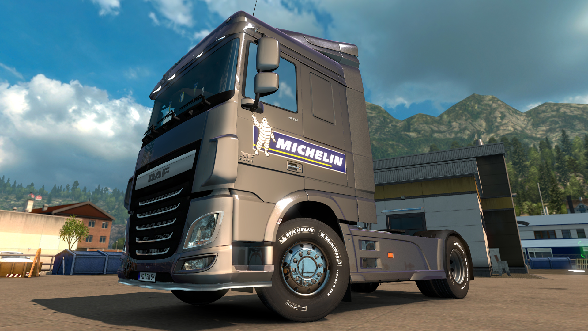 Verbazingwekkend Euro Truck Simulator 2 - Michelin Fan Pack on Steam NA-52