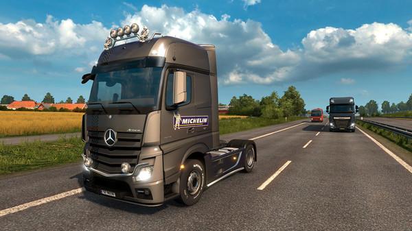 Euro Truck Simulator 2 - Michelin Fan Pack