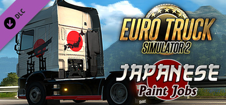 Euro Truck Simulator 2 - Japanese Paint Jobs Pack