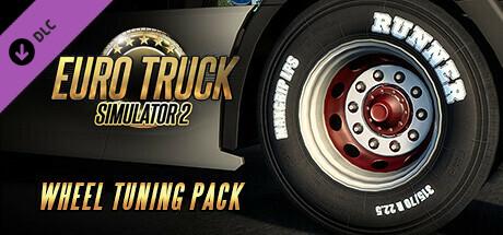 Euro Truck Simulator 2 - Wheel Tuning Pack
