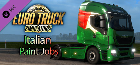 Euro Truck Simulator 2 - Italian Paint Jobs Pack on Steam