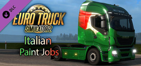 Euro Truck Simulator 2 - Italian Paint Jobs Pack cover art