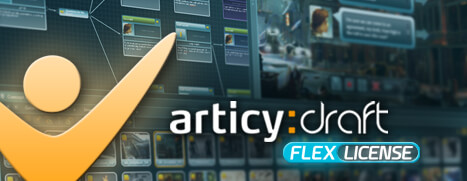 articy:draft 2 SE - Flex License