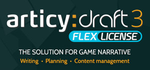 articy:draft 3 - Flex License