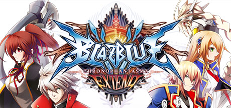 BlazBlue: Chronophantasma Extend cover art