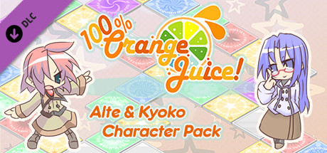 100% Orange Juice - Alte & Kyoko Character Pack on Steam