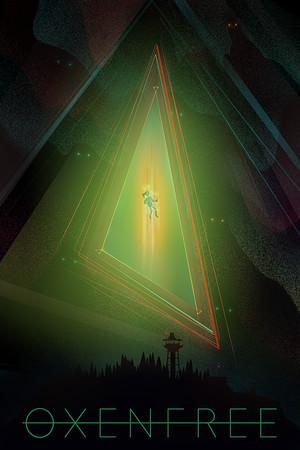 Oxenfree poster image on Steam Backlog