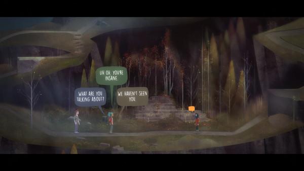 скриншот Oxenfree 4