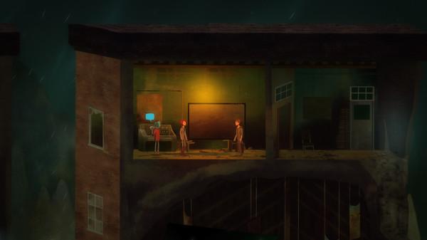 скриншот Oxenfree 2