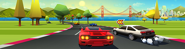 Download Horizon Chase Turbo (PC) PT-BR